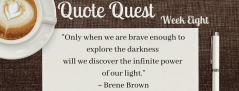 Light from Dark #QuoteQuest