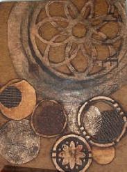Circlets 2 by Rita Miller