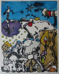 """Threshhold "" by Kirsten Francis"