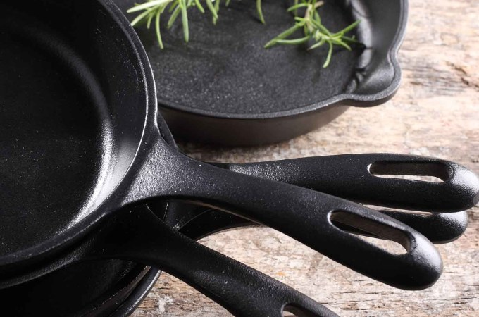 How to Restore Cast Iron for Beginners