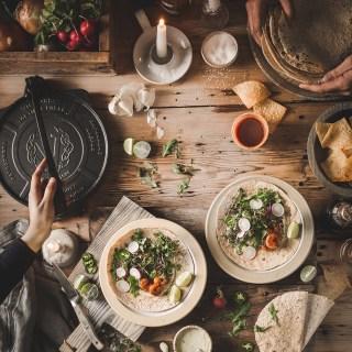 Whole Wheat Tortilla Press Recipe