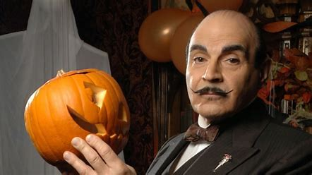 Image result for david suchet halloween party