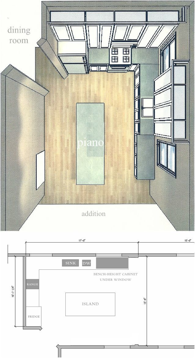 Planning Our Diy Kitchen Remodel Layout And Design