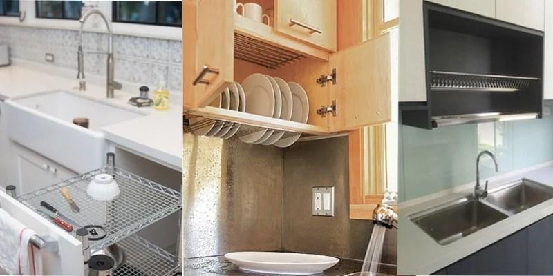 Kitchen Design Get The Dish Rack Off The Counter Victoria Elizabeth Barnes