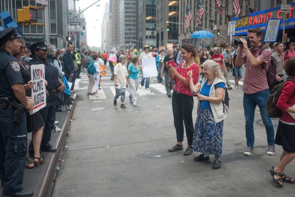 NYPD_hearts_climate_justice-19