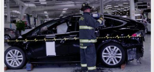 Model X first responder video