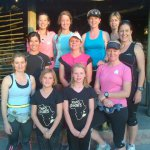 A fun and awareness run for rhino with the ladies runner in Maun! Thank you ladies!!