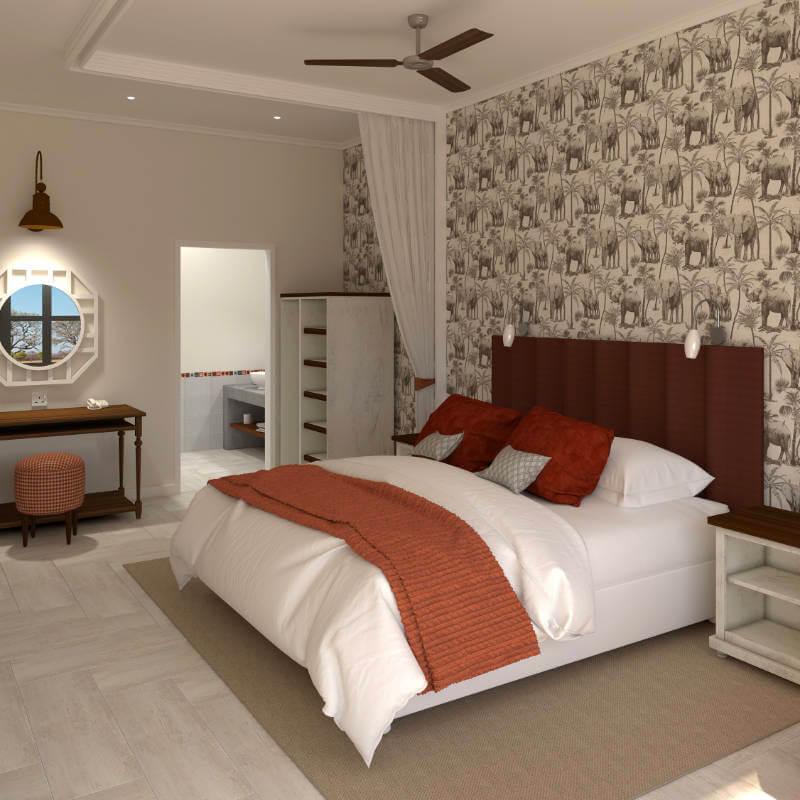 Pioneers Lodge Room