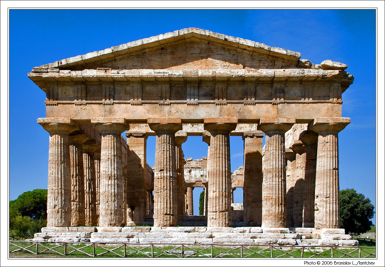How Did Ancient Greek Architecture Influence Us Today