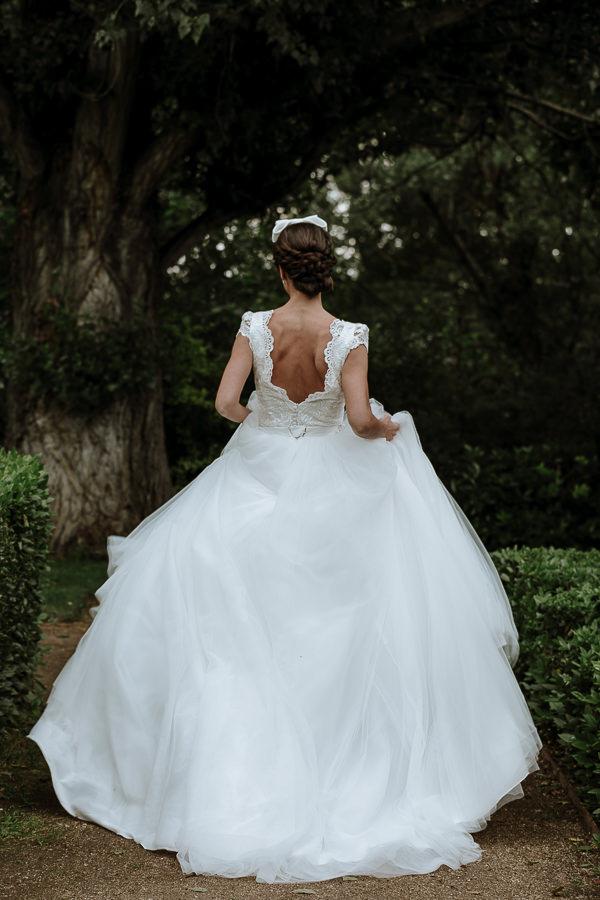 Vestidos para novia Navarra