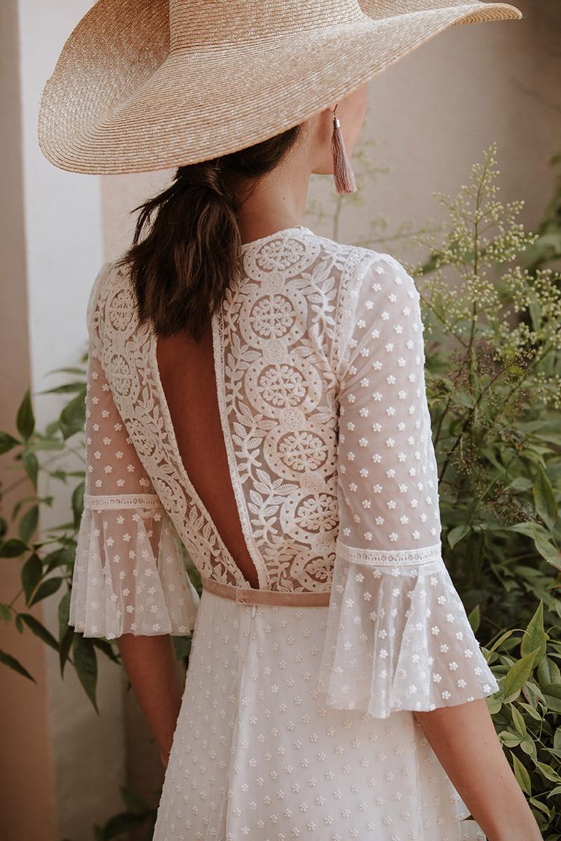 Vestido de novia Pamplona
