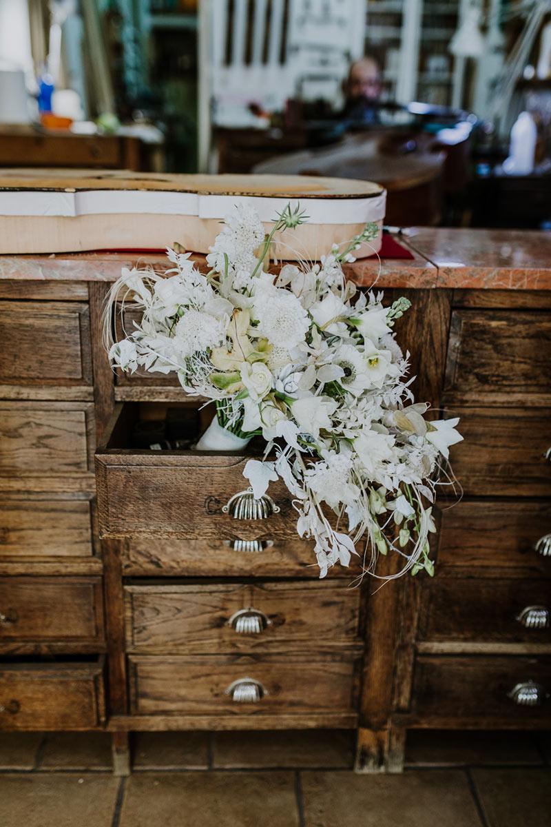 vestido de novia a medida