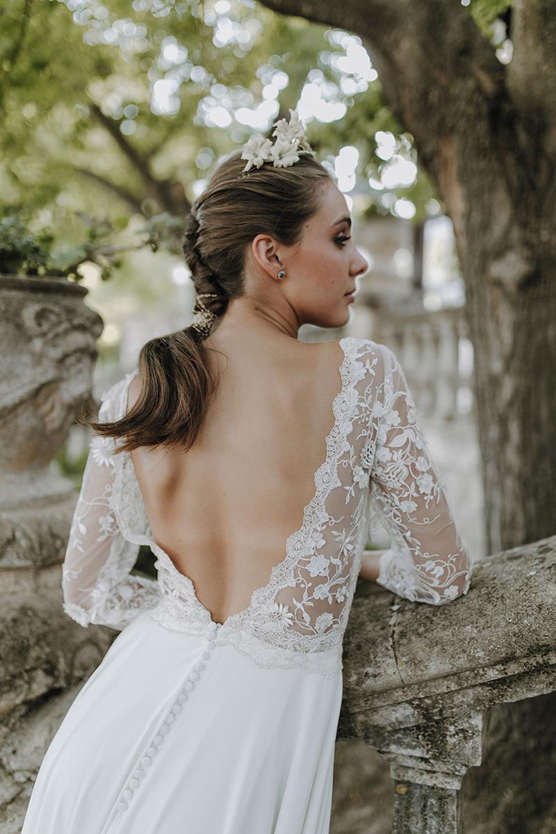 Descubre 'Sueña', el cuento de una novia y sus vestidos.