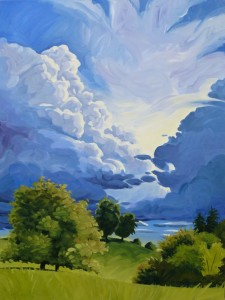 After the Storm 36x48
