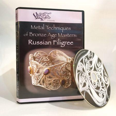 Russian Filigree DVD