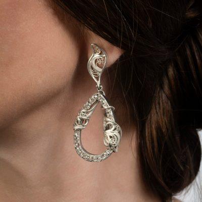 Earrings – Never Fear!