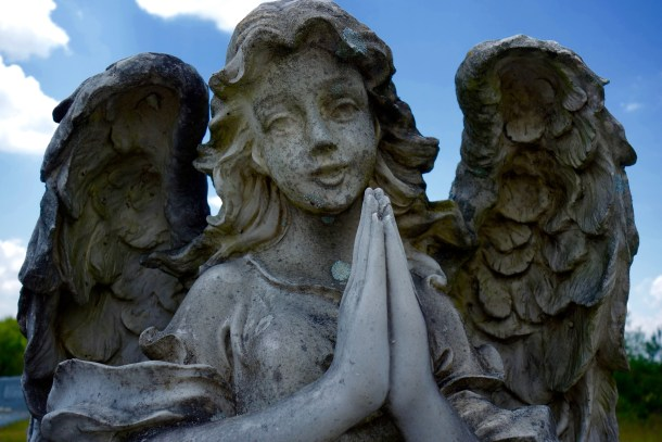 Day 6: Zion Hope Baptist Cemetery, Chauncey, Georgia.
