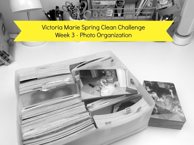 Spring Clean Challenge Week 3 Title Card