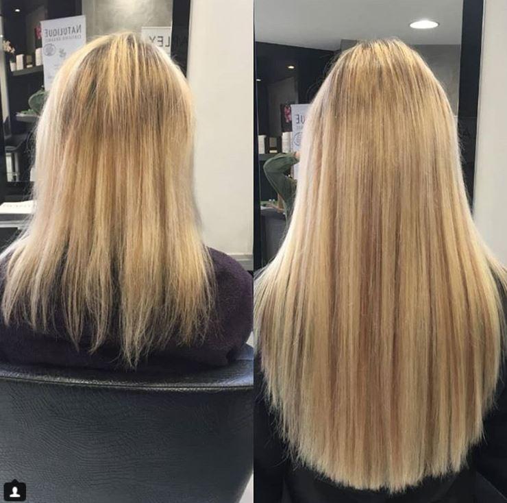 extensions de cheveux naturelles