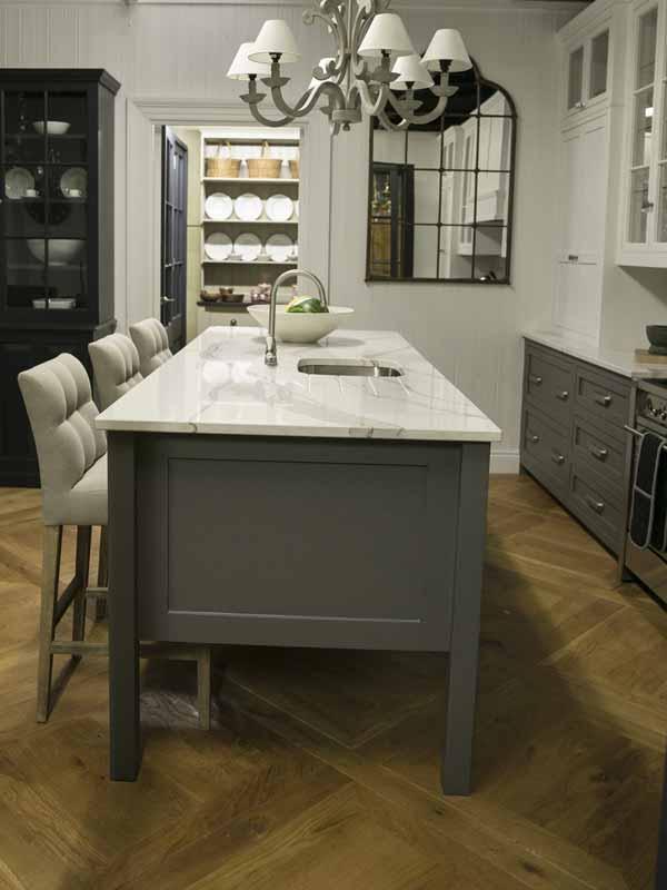 kitchen islands the victorian kitchen