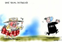 Alan Moir 21 September 2020