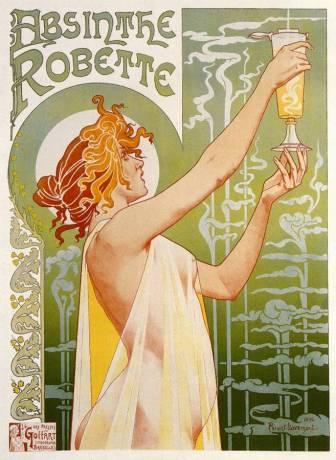 Absinthe_Robette_advertisement