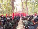 Territorio naxalita. Guerra Popular India.