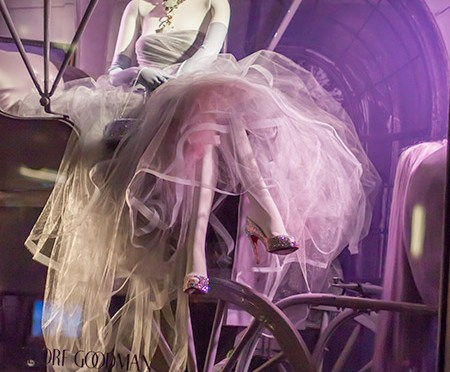 Bergdorf's windows