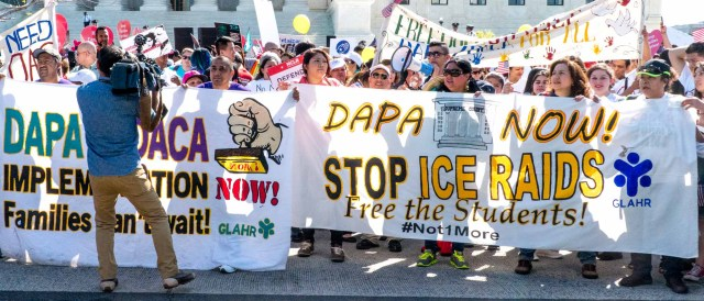 Unfreeze DAPA rally