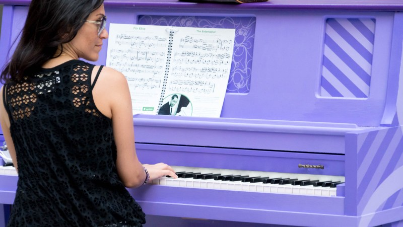 Sing for Hope Pianos