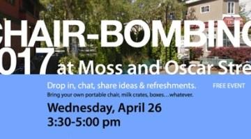 Chair-bombing returns