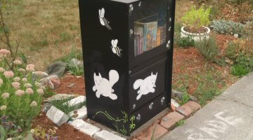 Your own Little Free Library – where to start