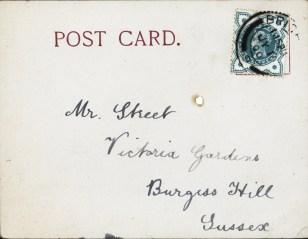 1900 lost jacket - address