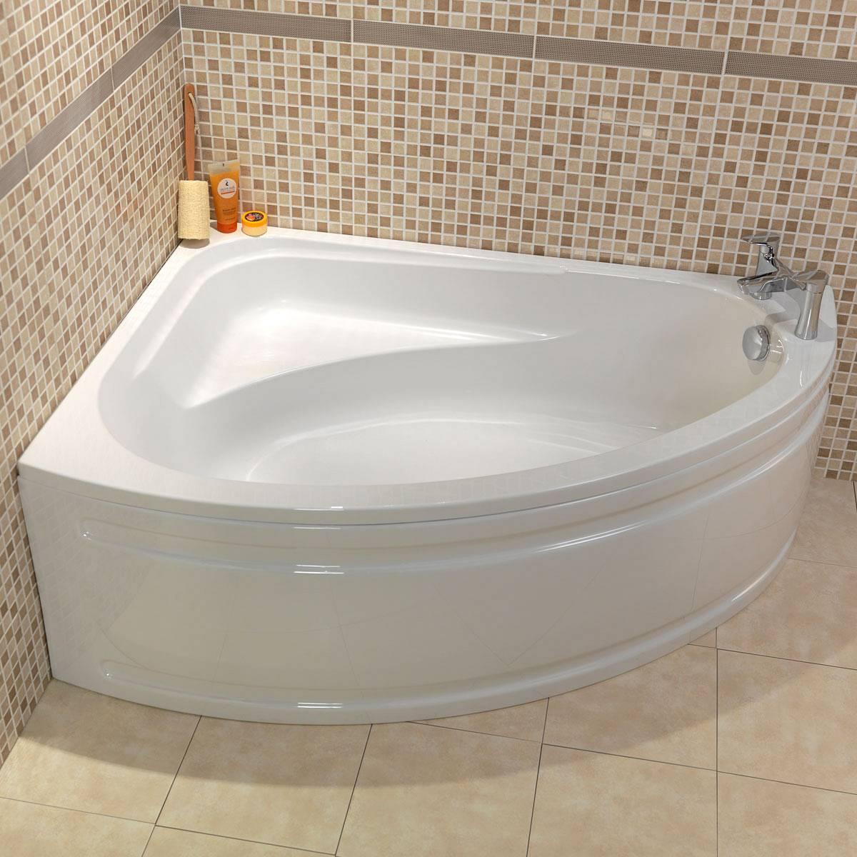 Camden Corner Bath LH