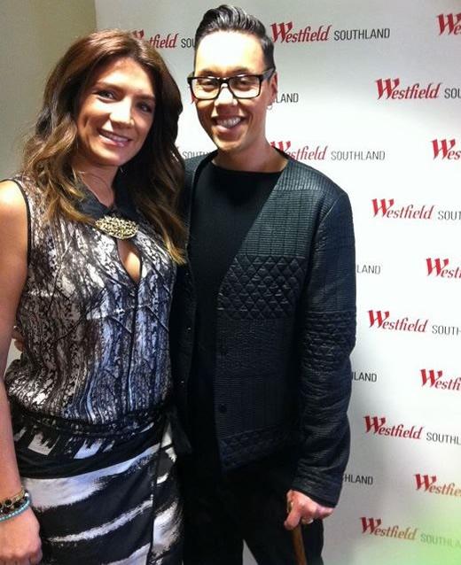 Victoria Meets Gok Wan