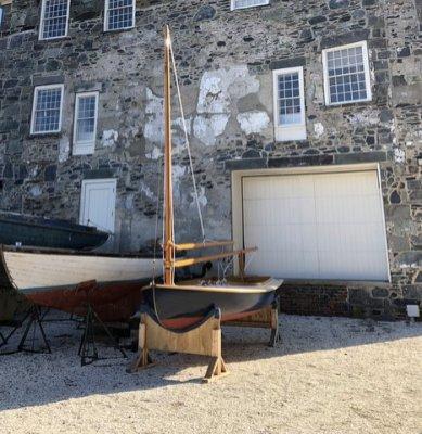 IYRS Boats