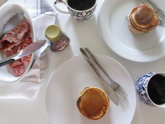 Brunch with Pancakes