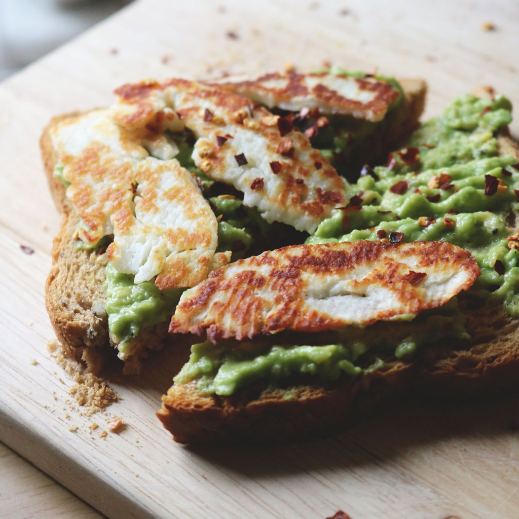 Sometimes you just want avocado toast