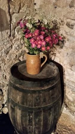 Sancerre, wine cellar