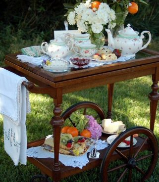Tea & Coffee  - High & Low (6/6)