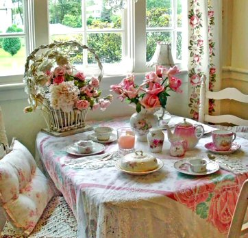 Tea & Coffee  - High & Low (5/6)