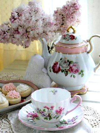 Tea & Coffee  - High & Low (1/6)