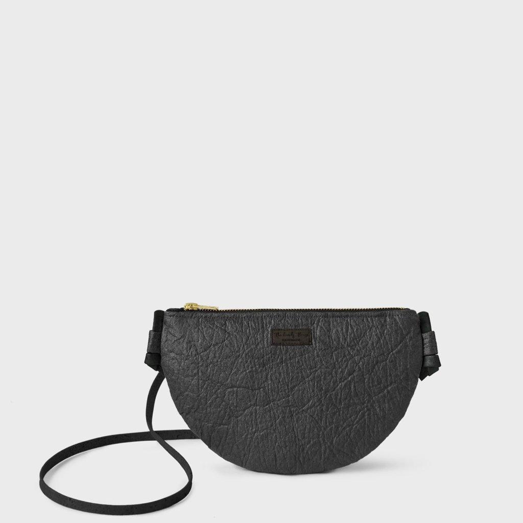 Pinatex Cross Body Bag pineapple leather vegan