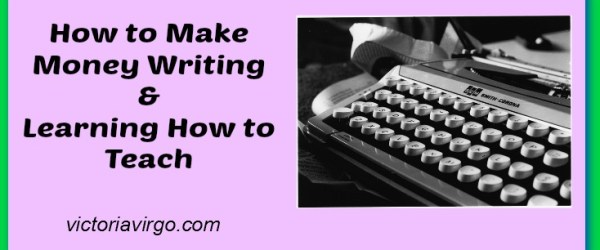 How to Make Money Writing