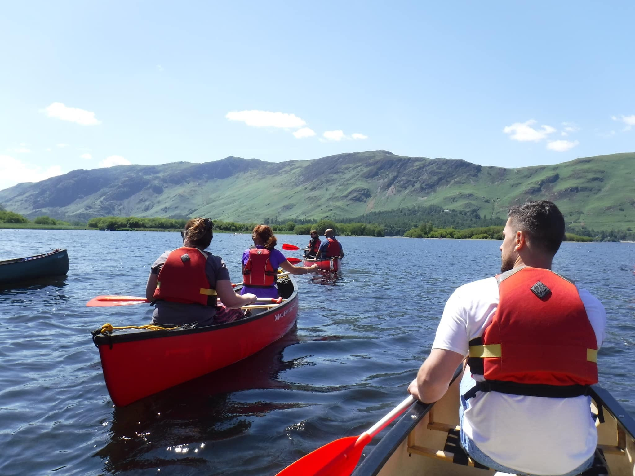 5 Outdoor Activities to Try in the Lake District
