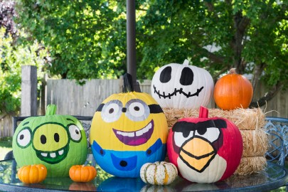painted_pumpkins