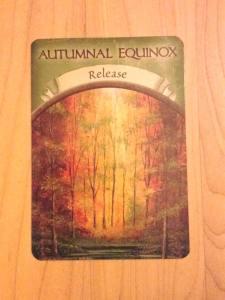 autumnalequinoxoraclecard