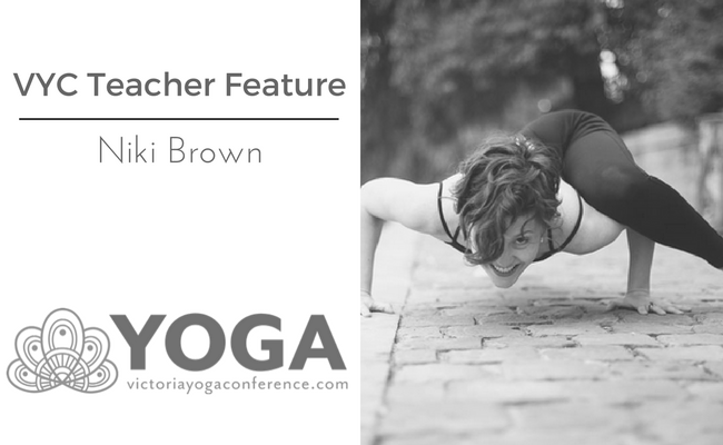 Teacher Feature: Niki Brown