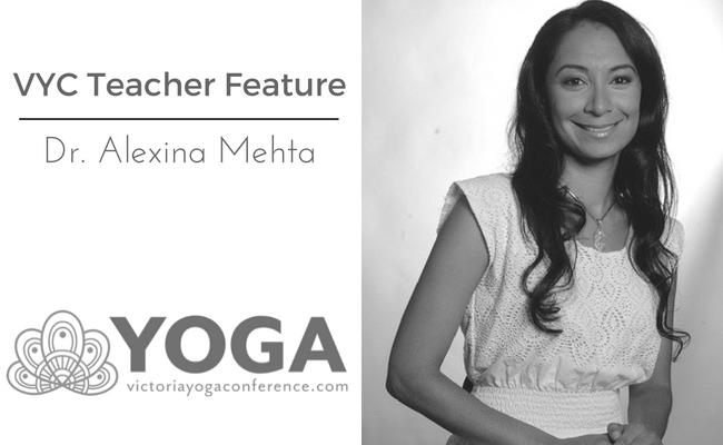Teacher Feature: Dr. Alexina Mehta