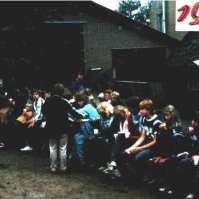 Victorie Zomerkamp 1981